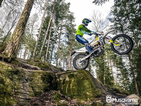 2019 Husqvarna FE 450 in Berkeley, California - Photo 3