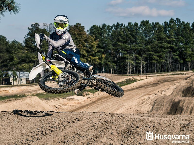 2019 Husqvarna FC 250 in Oklahoma City, Oklahoma - Photo 14