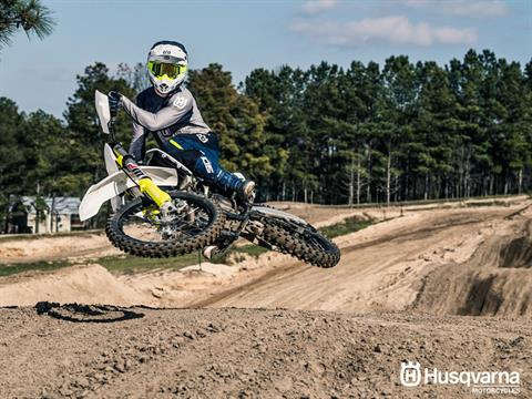 2019 Husqvarna FC 250 in Ukiah, California - Photo 7