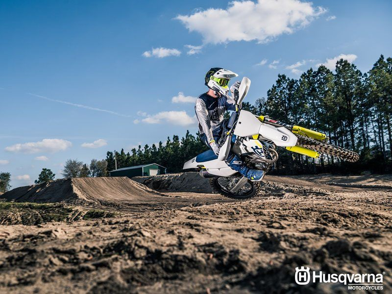 2019 Husqvarna FC 250 in Ukiah, California - Photo 8