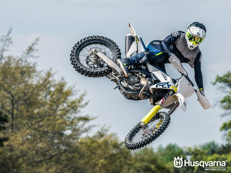 2019 Husqvarna FC 250 in Orange, California - Photo 11