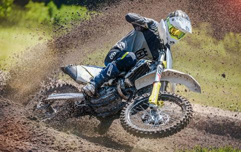 2019 Husqvarna FC 250 in Ukiah, California - Photo 13