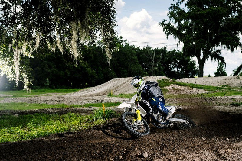 2019 Husqvarna FC 250 in Ukiah, California - Photo 14
