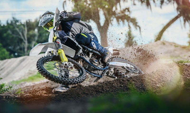 2019 Husqvarna FC 250 in Ukiah, California - Photo 18