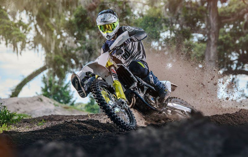 2019 Husqvarna FC 250 in Ukiah, California - Photo 19