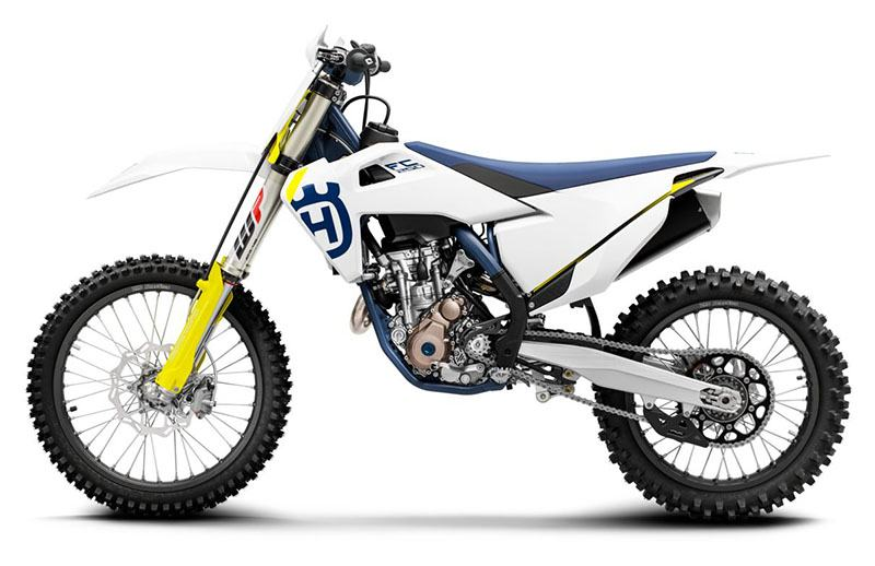 2019 Husqvarna FC 250 in Ukiah, California - Photo 2