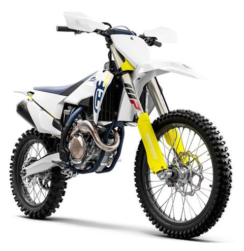 2019 Husqvarna FC 250 in Ukiah, California - Photo 3