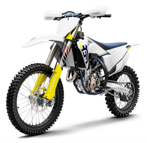 2019 Husqvarna FC 250 in Ukiah, California - Photo 4