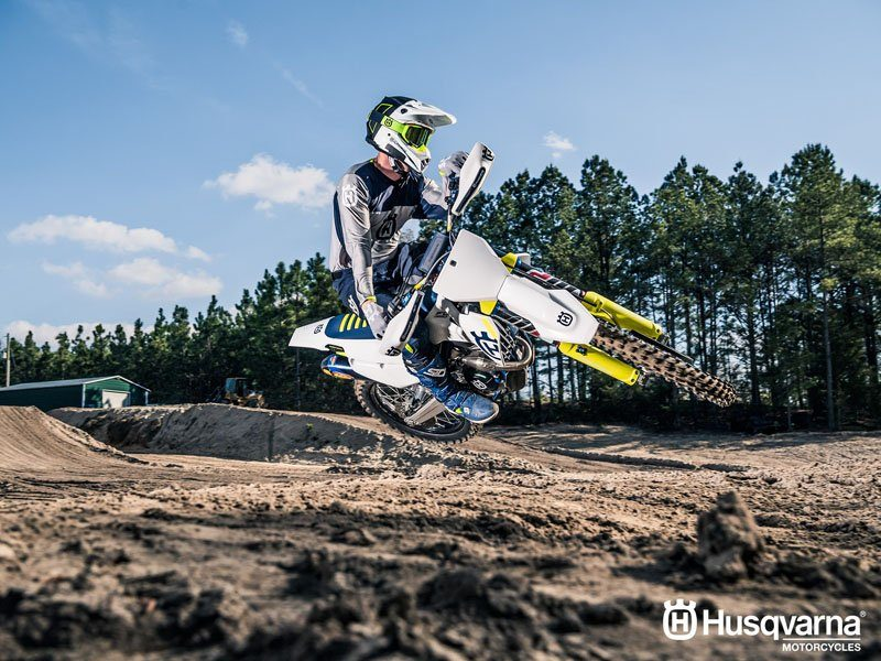 2019 Husqvarna FC 350 in Fayetteville, Georgia - Photo 7