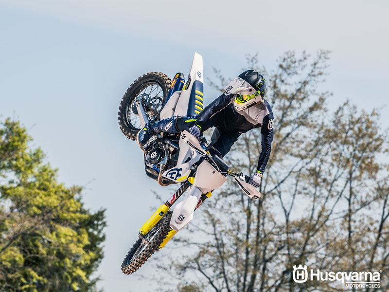 2019 Husqvarna FC 350 in Fayetteville, Georgia - Photo 8