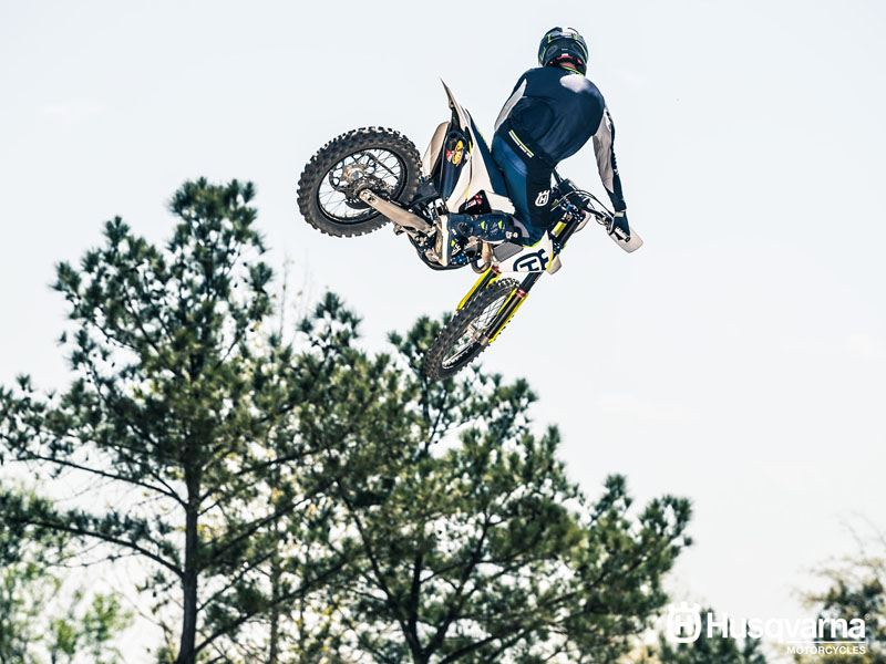 2019 Husqvarna FC 350 in Fayetteville, Georgia - Photo 10
