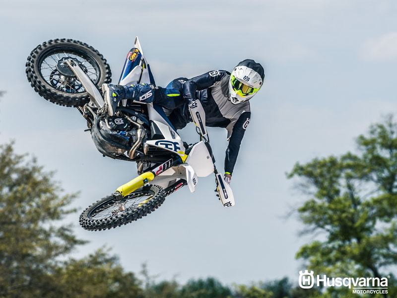 2019 Husqvarna FC 350 in Land O Lakes, Wisconsin - Photo 11