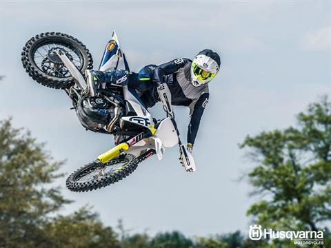 2019 Husqvarna FC 350 in Troy, New York - Photo 11