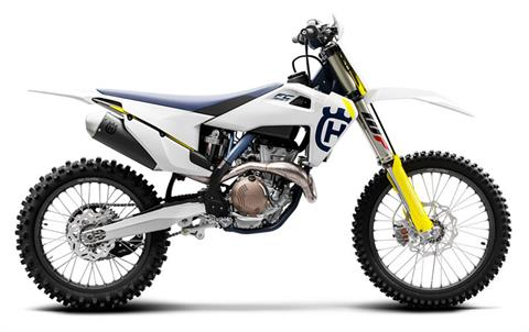 2019 Husqvarna FC 350 in Land O Lakes, Wisconsin