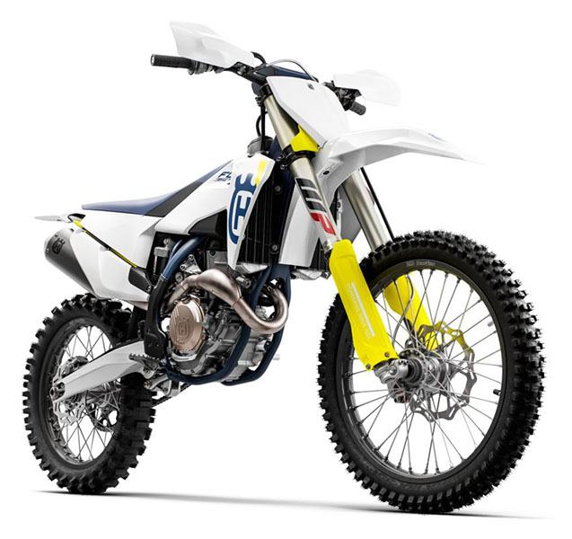 2019 Husqvarna FC 350 in Orange, California - Photo 3