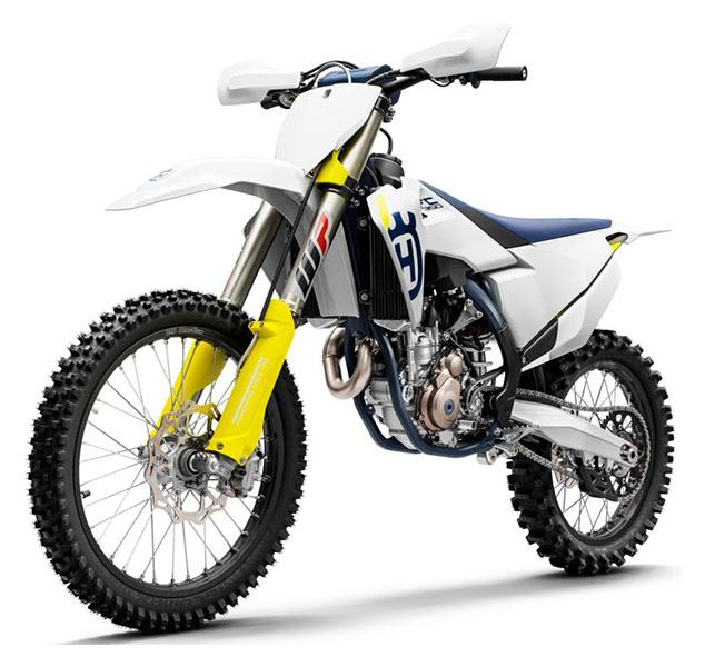 2019 Husqvarna FC 350 in Land O Lakes, Wisconsin - Photo 4