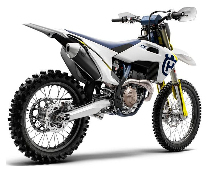 2019 Husqvarna FC 350 in Fayetteville, Georgia - Photo 5