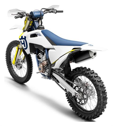 2019 Husqvarna FC 350 in Castaic, California