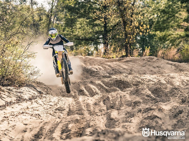 2019 Husqvarna FC 450 in Northampton, Massachusetts