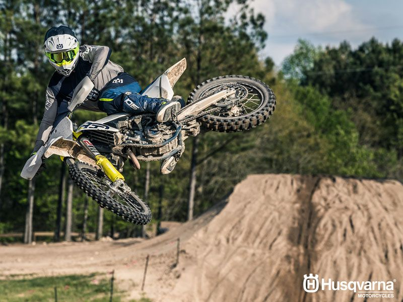 2019 Husqvarna FC 450 in Fayetteville, Georgia - Photo 9