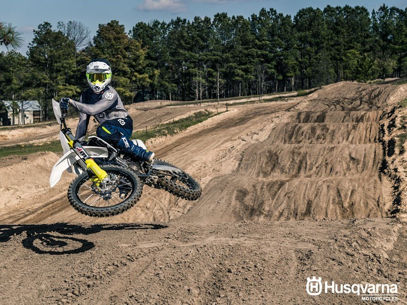 2019 Husqvarna FC 450 in Victorville, California