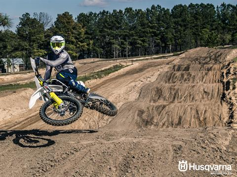 2019 Husqvarna FC 450 in Ukiah, California