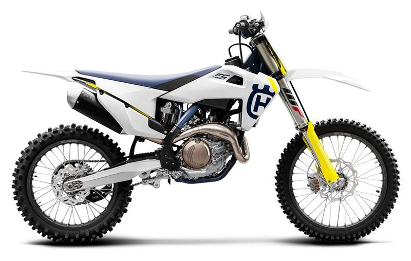 2019 Husqvarna FC 450 in Amarillo, Texas - Photo 1