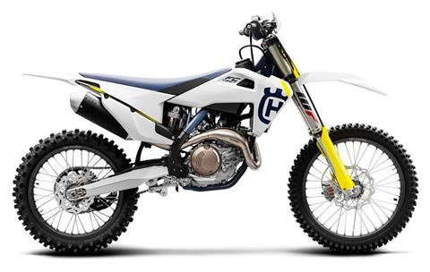 2019 Husqvarna FC 450 in Fayetteville, Georgia - Photo 1