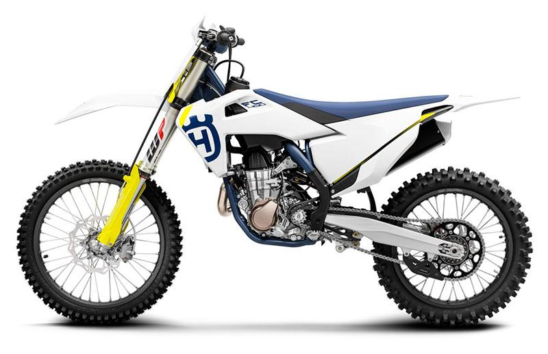 2019 Husqvarna FC 450 in Fayetteville, Georgia - Photo 2