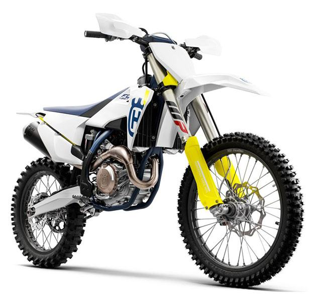 2019 Husqvarna FC 450 in Costa Mesa, California - Photo 3