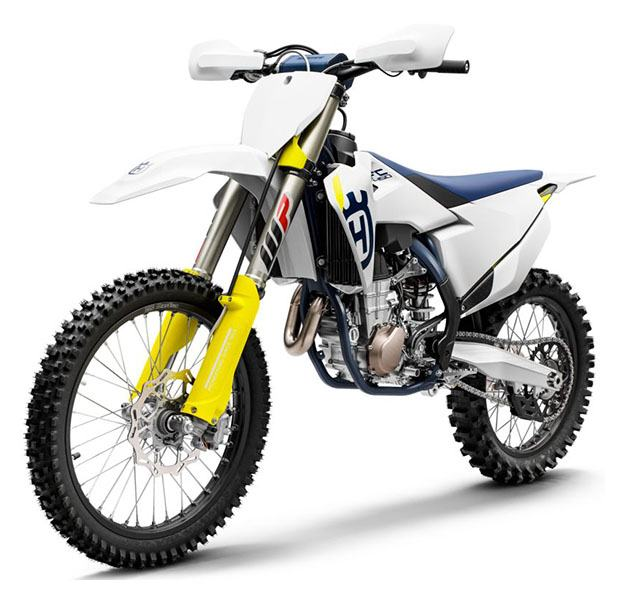 2019 Husqvarna FC 450 in Lancaster, Texas - Photo 4