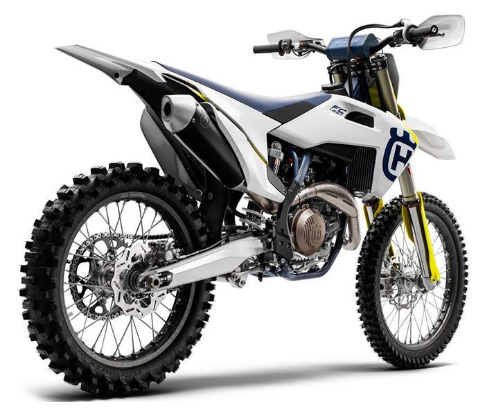 2019 Husqvarna FC 450 in Norfolk, Virginia - Photo 5