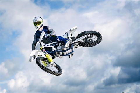 2019 Husqvarna FC 450 in Clarence, New York - Photo 12