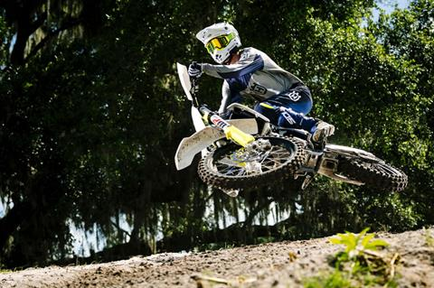 2019 Husqvarna FC 450 in Hialeah, Florida - Photo 13