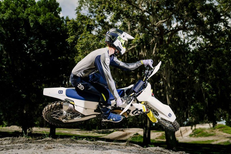 2019 Husqvarna FC 450 in Carson City, Nevada - Photo 14