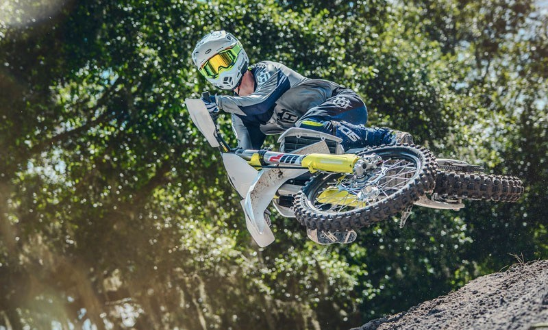 2019 Husqvarna FC 450 in Carson City, Nevada - Photo 18