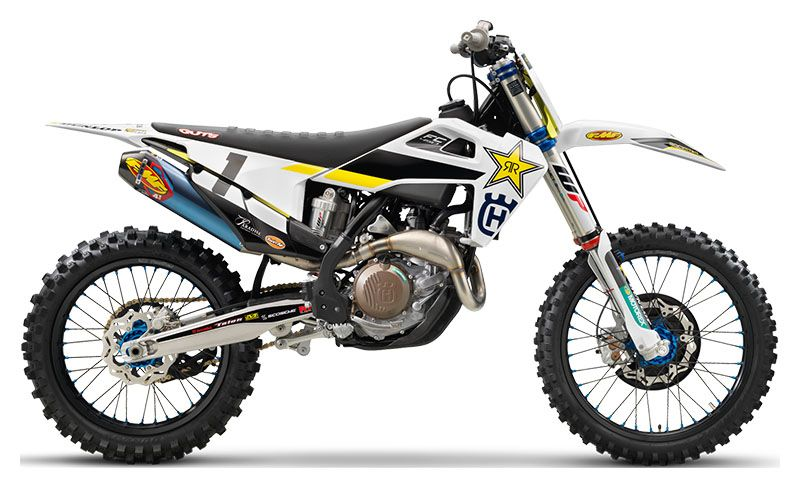 2019 Husqvarna FC 450 Rockstar Edition in Carson City, Nevada