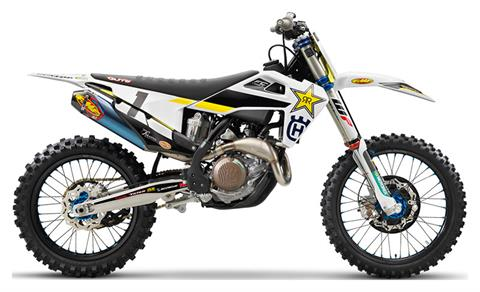 2019 Husqvarna FC 450 Rockstar Edition in Land O Lakes, Wisconsin