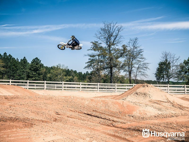 2019 Husqvarna TC 125 in Athens, Ohio - Photo 10