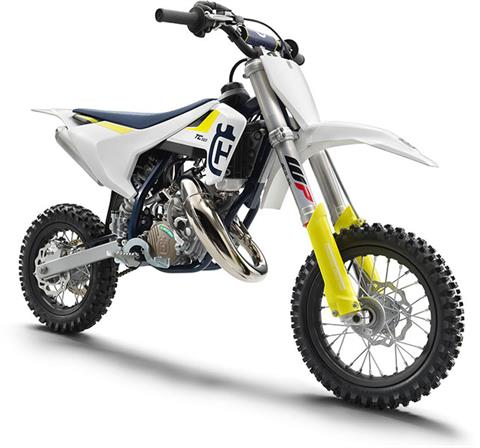 2019 Husqvarna TC 50 in Oklahoma City, Oklahoma - Photo 2