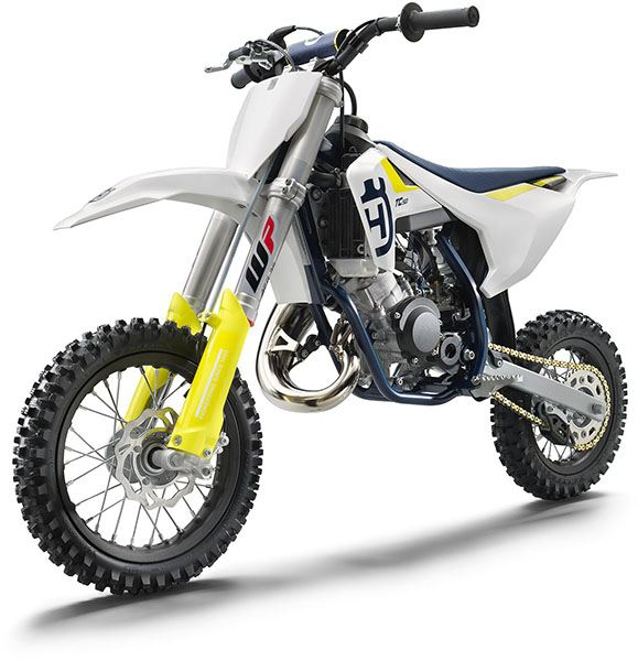 2019 Husqvarna TC 50 in Reynoldsburg, Ohio - Photo 3