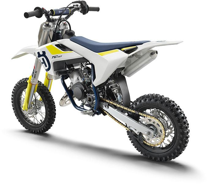 2019 Husqvarna TC 50 in Reynoldsburg, Ohio - Photo 4