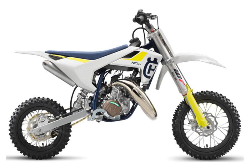 2019 Husqvarna TC 50 in Oklahoma City, Oklahoma - Photo 1