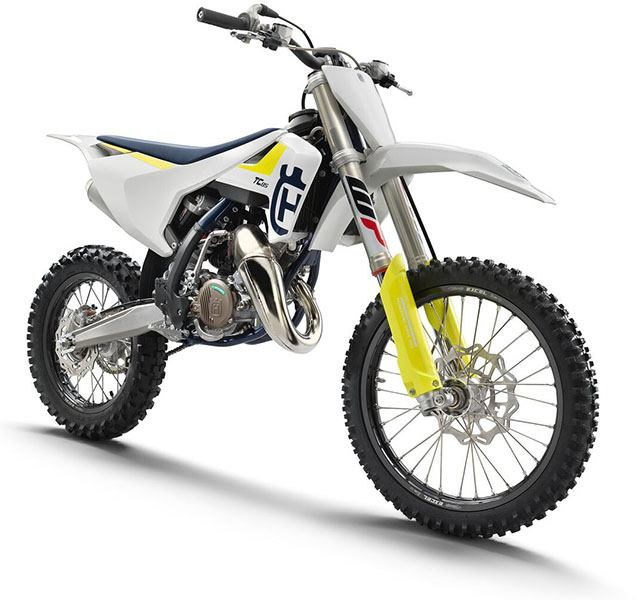 2019 Husqvarna TC 85 17/14 in Ukiah, California - Photo 2