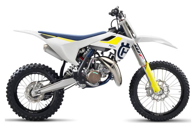 2019 Husqvarna TC 85 17/14 in Ukiah, California - Photo 1