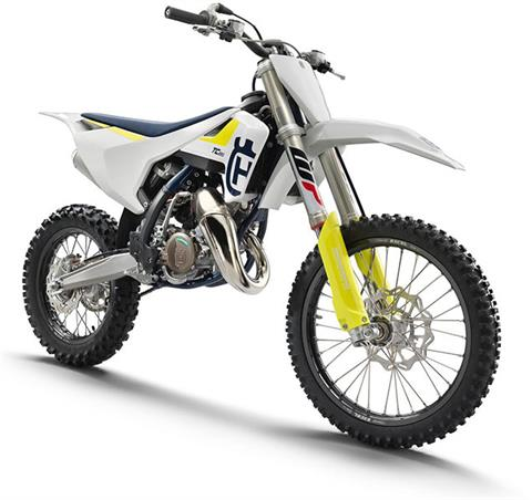 New 2019 Husqvarna Tc 85 1916 Motorcycles In Orange Ca