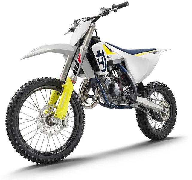 2019 Husqvarna TC 85 19/16 in Costa Mesa, California
