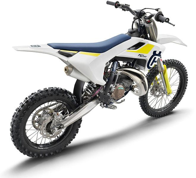 2019 Husqvarna TC 85 19/16 in Ontario, California - Photo 4