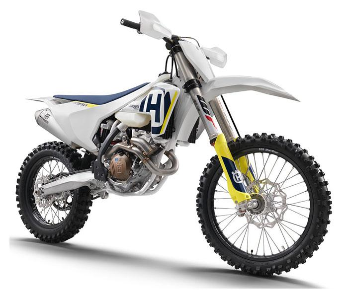 2019 Husqvarna FX 350 in Athens, Ohio - Photo 2