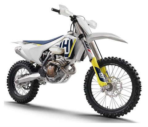 2019 Husqvarna FX 350 in Fayetteville, Georgia - Photo 2